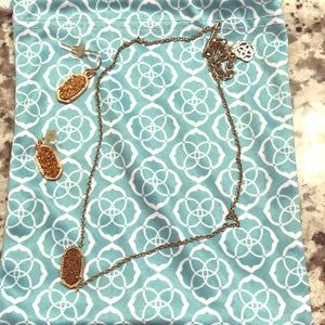 Kendra Scott set